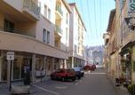 Carrefour passerelle
